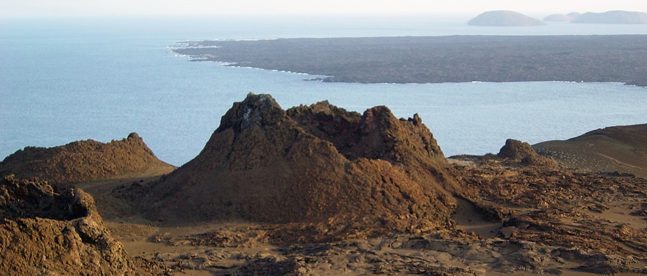 Galapagos Islands-Landscape