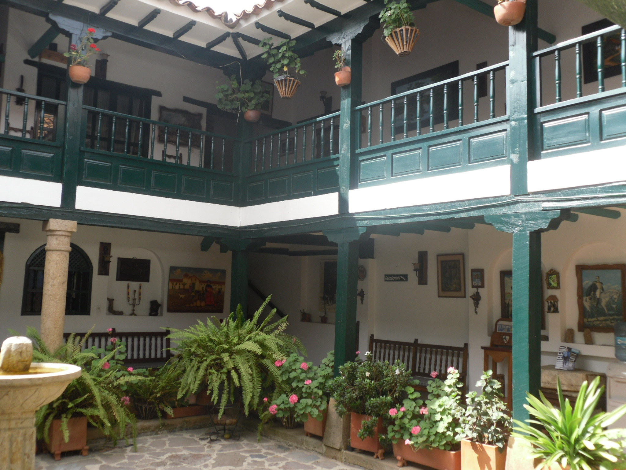 Typical Boutique hotels of Cartagena Colombia